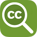 Icon for Creative Commons website